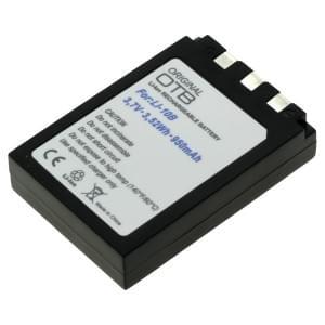 Ersatzakku ersetzt Olympus LI-10B / LI12B Li-Ion
