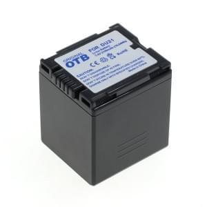 Ersatzakku ersetzt Panasonic CGA-DU21 Li-Ion