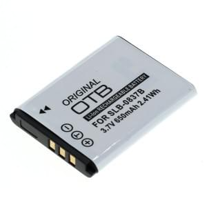 Ersatzakku ersetzt Samsung SLB-0837B Li-Ion