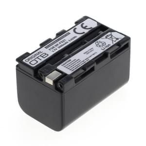 Ersatzakku ersetzt Sony NP-FS21 Li-Ion