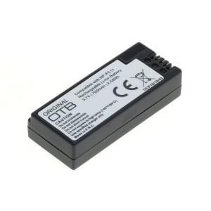 Ersatzakku ersetzt Sony NP-FC11 Li-Ion