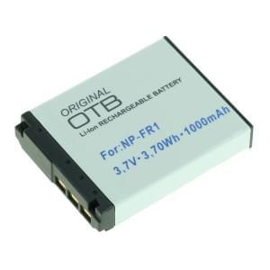 Ersatzakku ersetzt Sony NP-FR1 Li-Ion