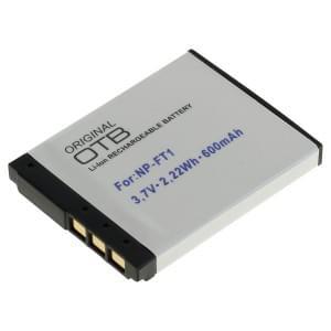 Ersatzakku ersetzt Sony NP-FT1 Li-Ion