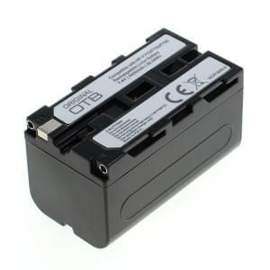 Ersatzakku ersetzt Sony NP-F750 Li-Ion
