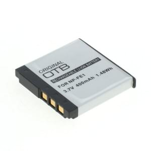 Ersatzakku ersetzt Sony NP-FE1 Li-Ion