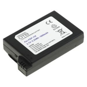Ersatzakku ersetzt Sony PSP-110 Li-Ion