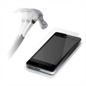 Glas Folie - Härtegrad 9H - optimaler Displayschutz - für Samsung Galaxy S5 Mini