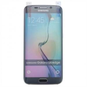 3D PET Curved Folie - optimaler Displayschutz Rand zu Rand - für Samsung Galaxy S6 Edge