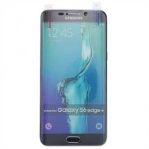Panzerglas Displayschutz Glasfolie aus echt Glas für Samsung Galaxy S6 Edge+
