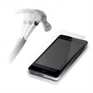 Glas Folie - Härtegrad 9H - optimaler Displayschutz - für LG Q6