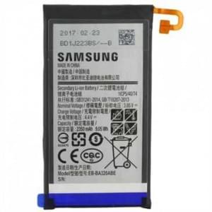 Original Samsung Akku EB-BA320ABE - 2350mAh Li-Ion 3,85V für Samsung Galaxy A3 (2017)