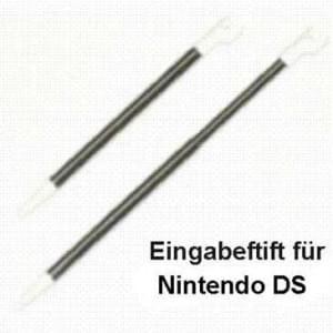 Stylus 2-in-1 Eingabestift (ausziehbar) für Nintendo DS - Weiß