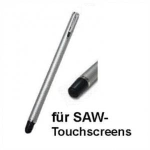 Saw Stylus, Eingabestift für Saw Touchscreens - silber