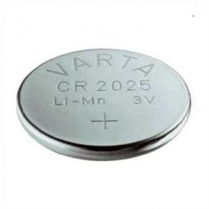 Varta Knopfzellen CR 2025 3.0 Volt/ 140mAh - 20.0 x 2.5 mm