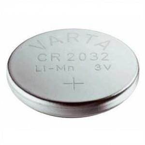 Varta Knopfzellen CR 2032 3.0 Volt / 230mAh - 20.0 x 3.2 mm