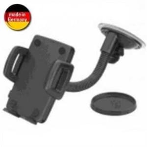 KFZ Schwanenhals Mount + Gripper für Gerätebreite von 56 - 85 mm (Made in Germany)