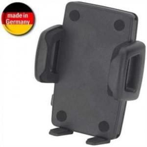 Universal Smartphonehalter Gripper - für Gerätebreite 56 - 85 mm + Tiefe bis 25 mm (Made in Germamy)