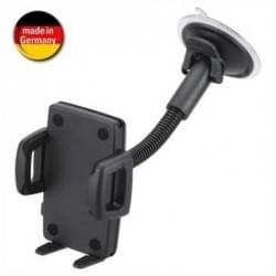 KFZ Sauguß Universal Halterung für Geräte mit Breite 56 - 85 mm (Made in Germany)