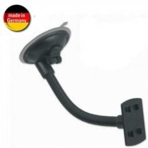 HR Maxi Flex Mount 1 - 135/78 - Auto-Halter Schwanenhals - Ø 78 mm - 135mm - schwarz