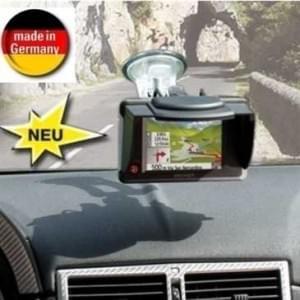 Sonnendach Universal Blendschutz für Navigeräte mit Breite von 118 bis 157 mm (Made in Germany)