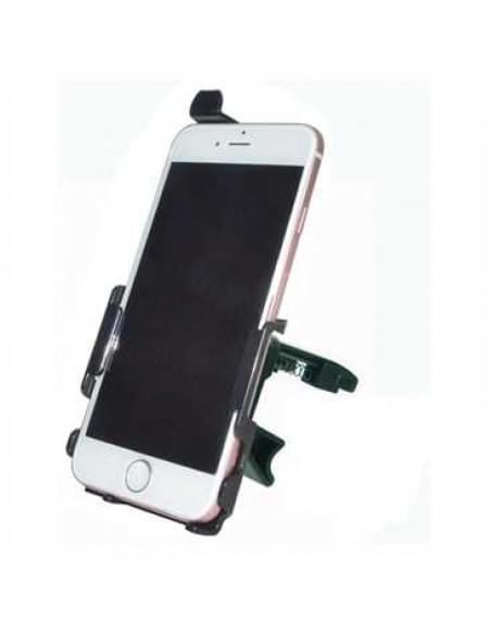 Haicom Fahrrad Motorrad Halter Halterung für Apple iPhone 7 / Fahrradhalter - Schwarz