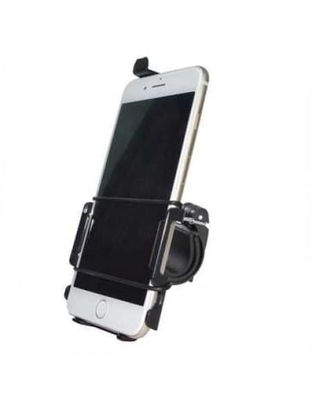 Haicom Fahrrad Motorrad Halter Halterung für Apple iPhone 7 Plus / Fahrradhalter - Schwarz