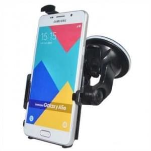 Haicom Auto Halterung mit 360° Rotation und Saugfuß für Samsung Galaxy A5 (2016) - Farbe: Schwarz