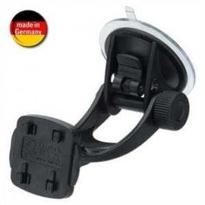 Auto Saugerbefestigung Compact Suction Mount 1 - Kugelgelenk - Ø 70mm - Schwarz (Made in Germany)