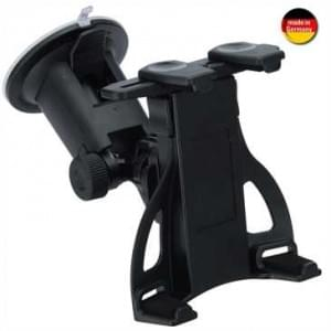 HR Tablet Gripper + KFZ-Turm Haftsauger für Tablet PC von 120 - 220 mm (Made in Germany)