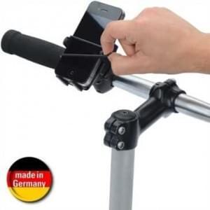 iGRIP T5-1814 Biker Kit Mount & Holder mir Schnellverschluss - für Gerätebreite von 44 - 84 mm
