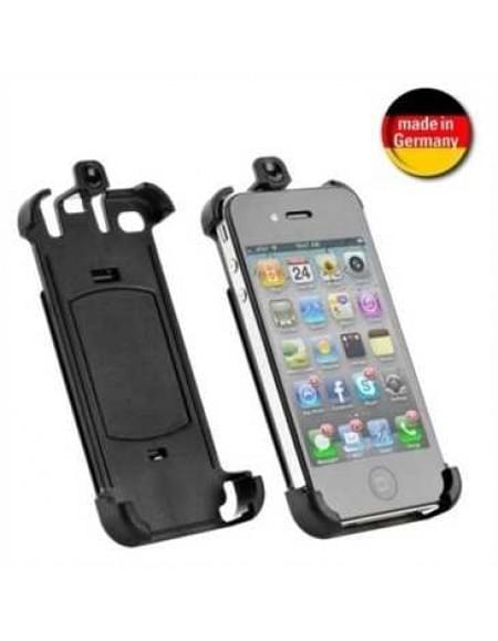 HR Halteschale für Apple iPhone SE, iPhone 5S, iPhone 5 - schwarz