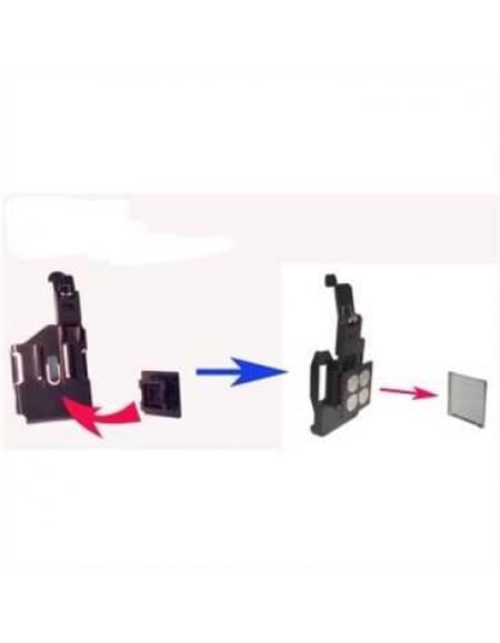 Haicom Universal Magnet Halter mit Magnetplatte zum Befestigen der Halteschalen