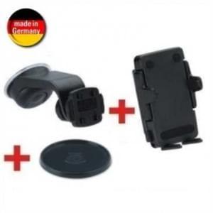 HR HRX Design Mount mit QuickFix + Mini Smart Gripper 3 f. Geräte von 46-76 mm + Conector