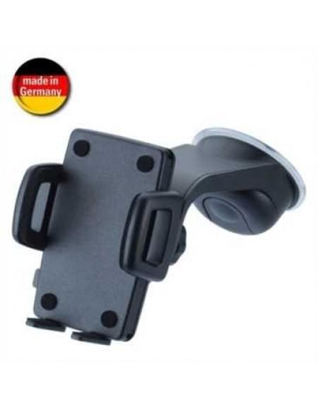 HR KFZ HRX Halterung m. Schnellverschluss f. Gerätebreite von 56 - 85 mm (Made in Germany)