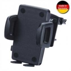 XiRRiX KFZ Lüfter Halter mit Schnellverschluss für Smartphone (Made in Germany) Geräte von 56-85mm