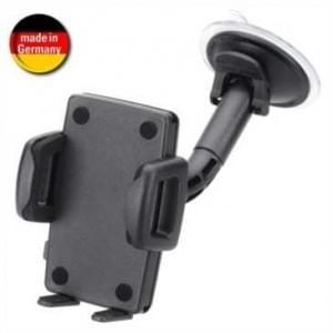 HR KFZ Halter Suction Mount 3 mit Schnellverschluss + Mini PDA Gripper 1 für Breite von 56 - 85 mm