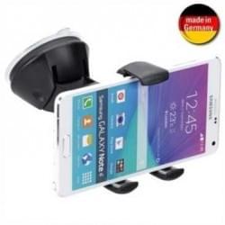 XiRRiX Auto Windschutzscheibenhalter Big für Smartphone (Made in Germany) für Geräte von 64-92 mm