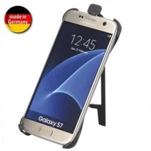 HR Halteschale für Samsung Galaxy S7 für KFZ / Fahrrad / Motorrad / Motorroller / Büro