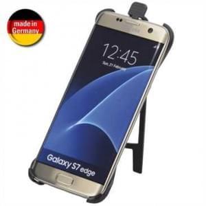 HR Halteschale für Samsung Galaxy S7 Edge für KFZ / Fahrrad / Motorrad / Motorroller / Büro