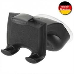 XiRRiX Design KFZ Windschutzscheibenhalter für Smartphone bis Breite von 58-84 mm (Made in Germany)