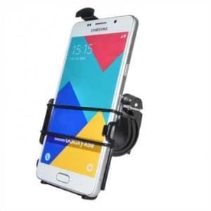 Haicom Fahrrad Motorrad Halter Halterung für Samsung Galaxy A5 (2016) / Fahrradhalter - Schwarz