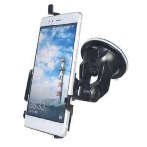 Haicom Auto Halterung mit 360° Rotation und Saugfuß für Huawei P9 - Farbe: Schwarz