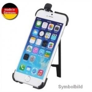 HR Halteschale für Apple iPhone 8 Plus / 7 Plus für KFZ / Fahrrad / Motorrad / Motorroller