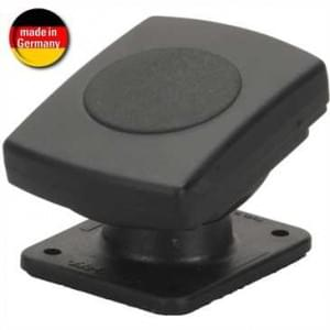 "HR Magnetische Smartphonehalterung ""Magnet-Tec"" Swivel Mount 2 - Farbe: Schwarz"
