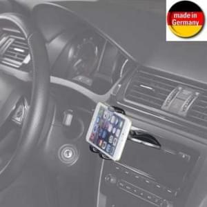 XiRRiX Quicky Smartphonehalterung Set für CD-Schlitz für Gerätebreite von 58-84 mm (Made in Germany)
