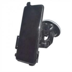Haicom KFZ-Halterung mit 360° Rotation und Saugfuß für Samsung Galaxy S8 Plus - schwarz