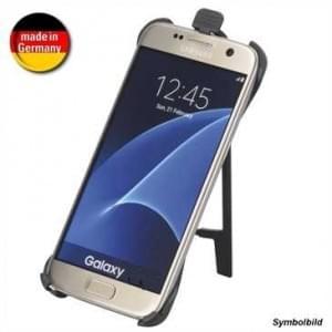 HR Halteschale für Samsung Galaxy S8 Plus für KFZ / Fahrrad / Motorrad / Büro