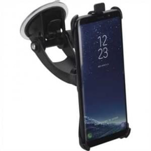 iGrip Reise Kit Auto-Halterung mit Saugnapf für Samsung Galaxy S8 Plus (Made in Germany)