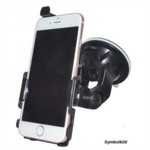 Haicom Auto Halterung mit 360° Rotation und Saugfuß für Apple iPhone X / Xs Schwarz