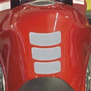HR Prewoodec Motorrad Tankpad 3 Teile HONDA SUZUKI YAMAHA KAWASAKI BMW MZ - Made in Germany
